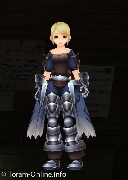 Toram Plate Armor